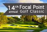 Join us for the 14th Annual Focal Point Golf Classic